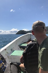 Crossing the Gulfo Dolce, Costa Rica January 2020